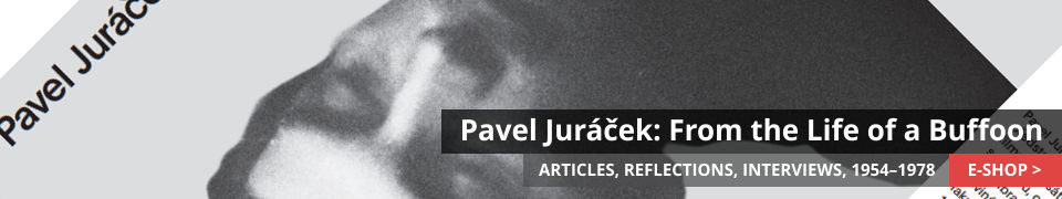 Pavel Juráček: From the Life of a Buffoon