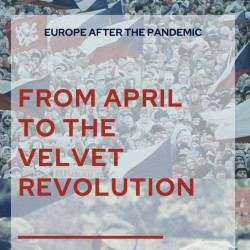 From April to the Velvet Revolution