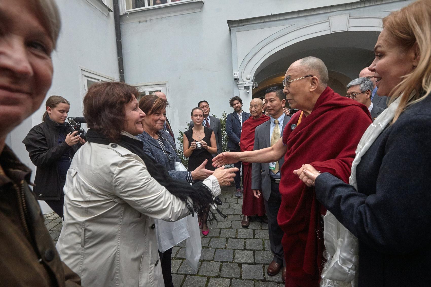 dalajlama 2016 praha