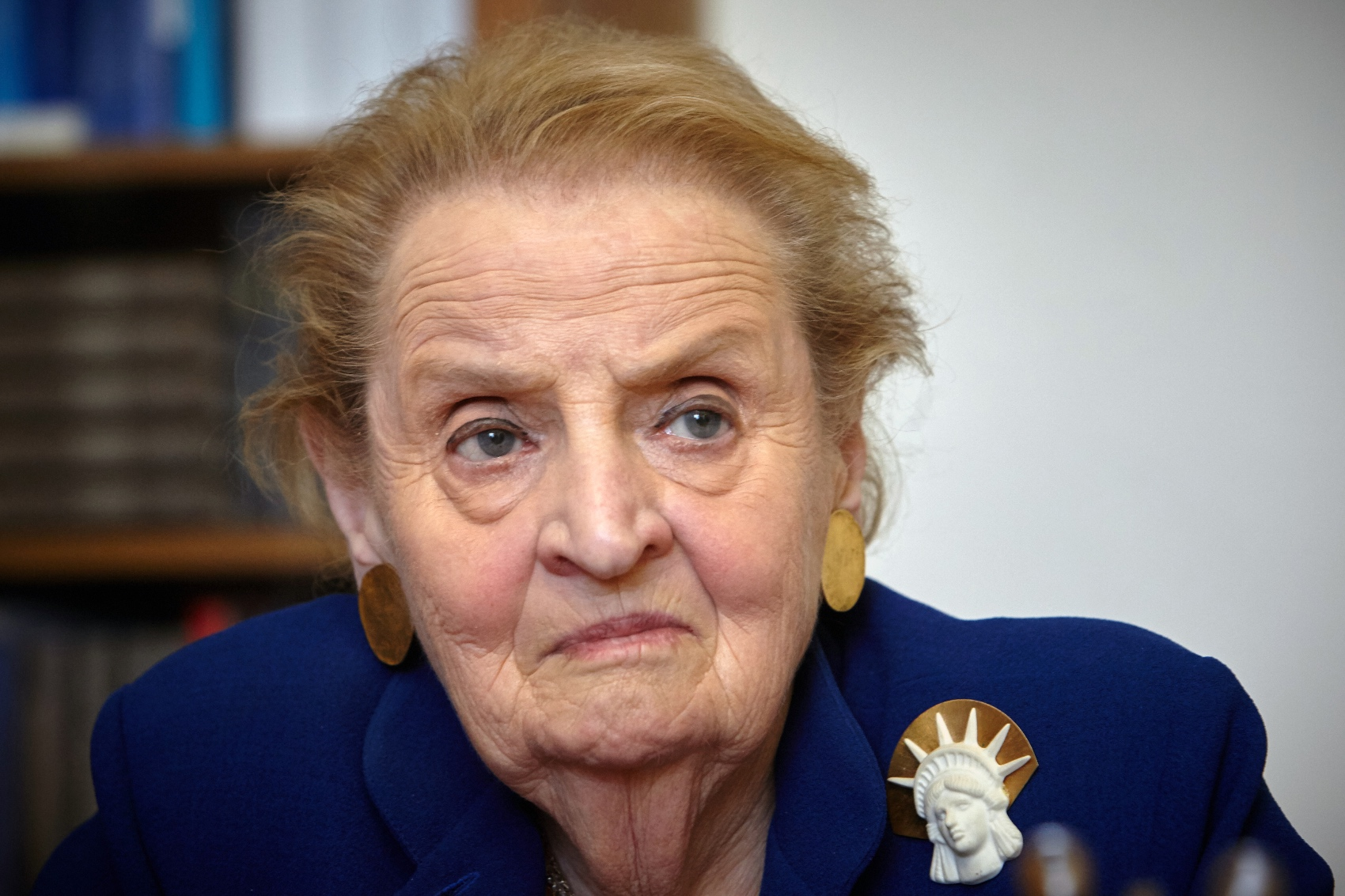 Madeleine Albright - Biography Essay